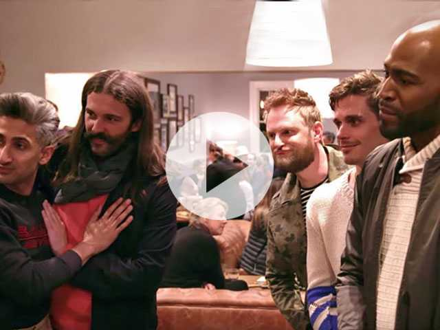 Watch: There's a Bonus (& Free!) 'Queer Eye' Episode Set in Yass, Australia