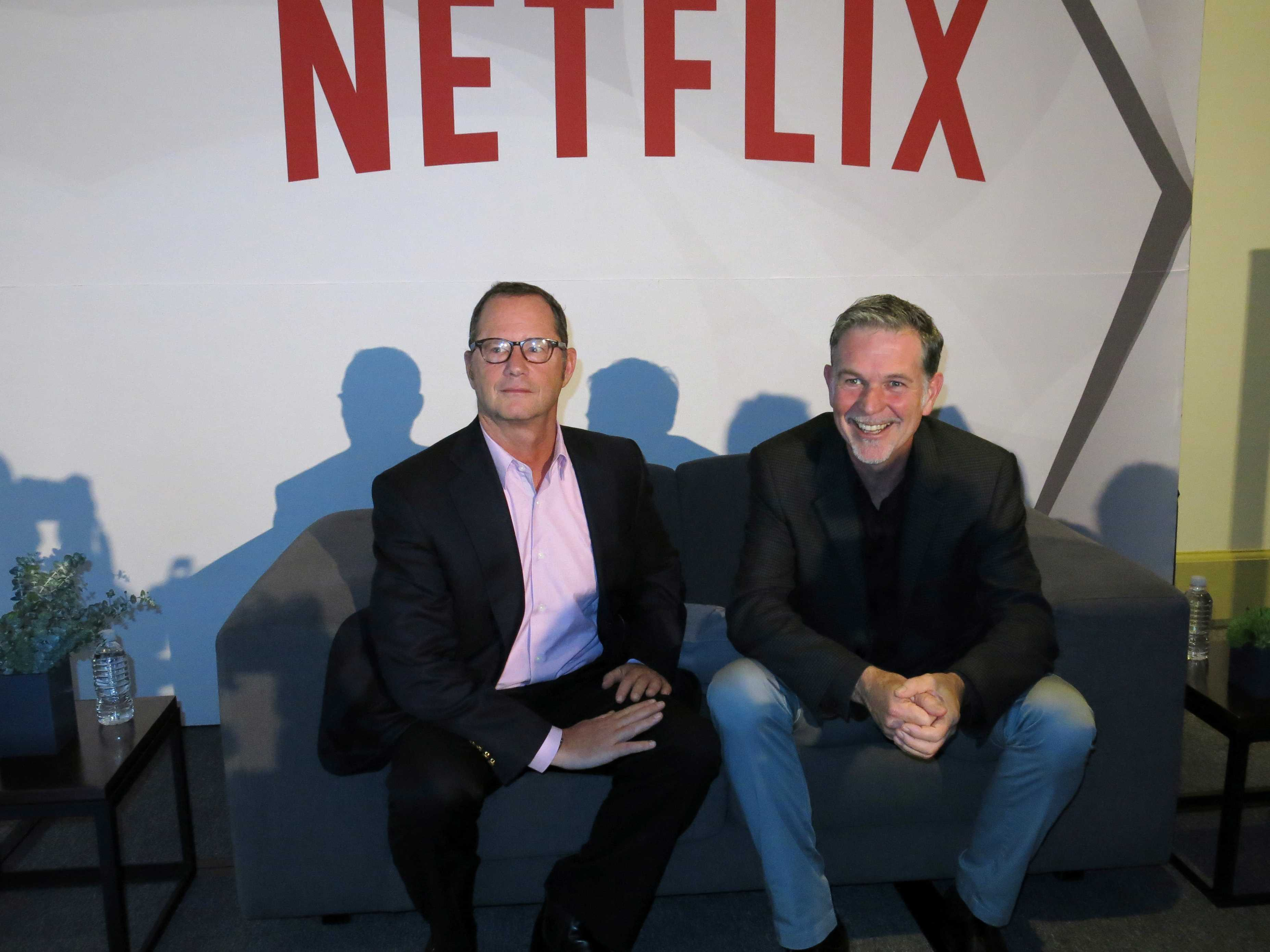 Netflix's Top Spokesman Fired over Use of Racial Term