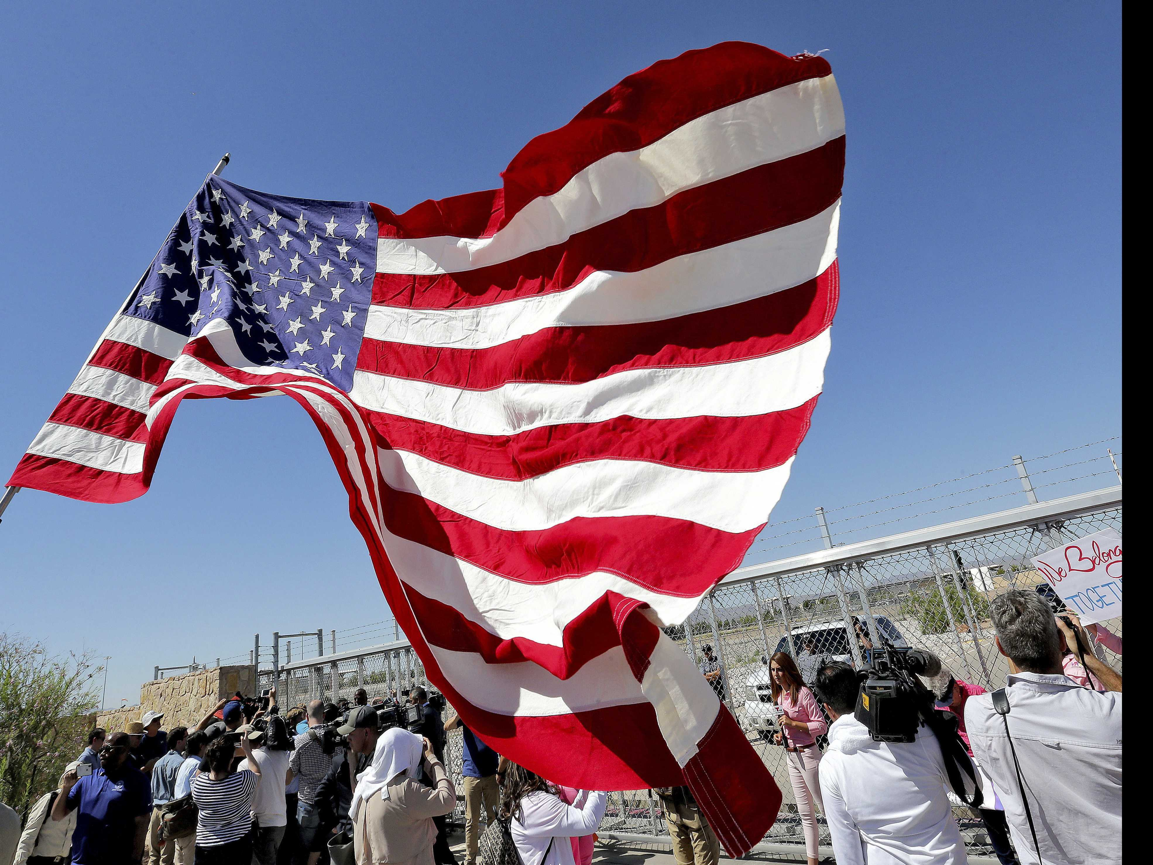 Chaos On The Border Inflames GOP's Split with Latinos