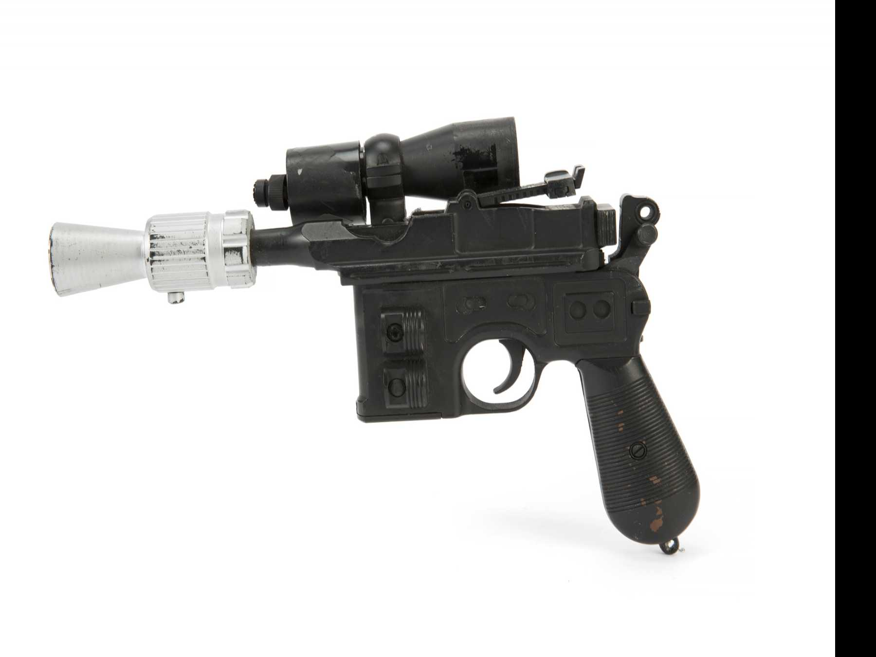 Han Solo's Blaster From 'Return of the Jedi' Tops Auction