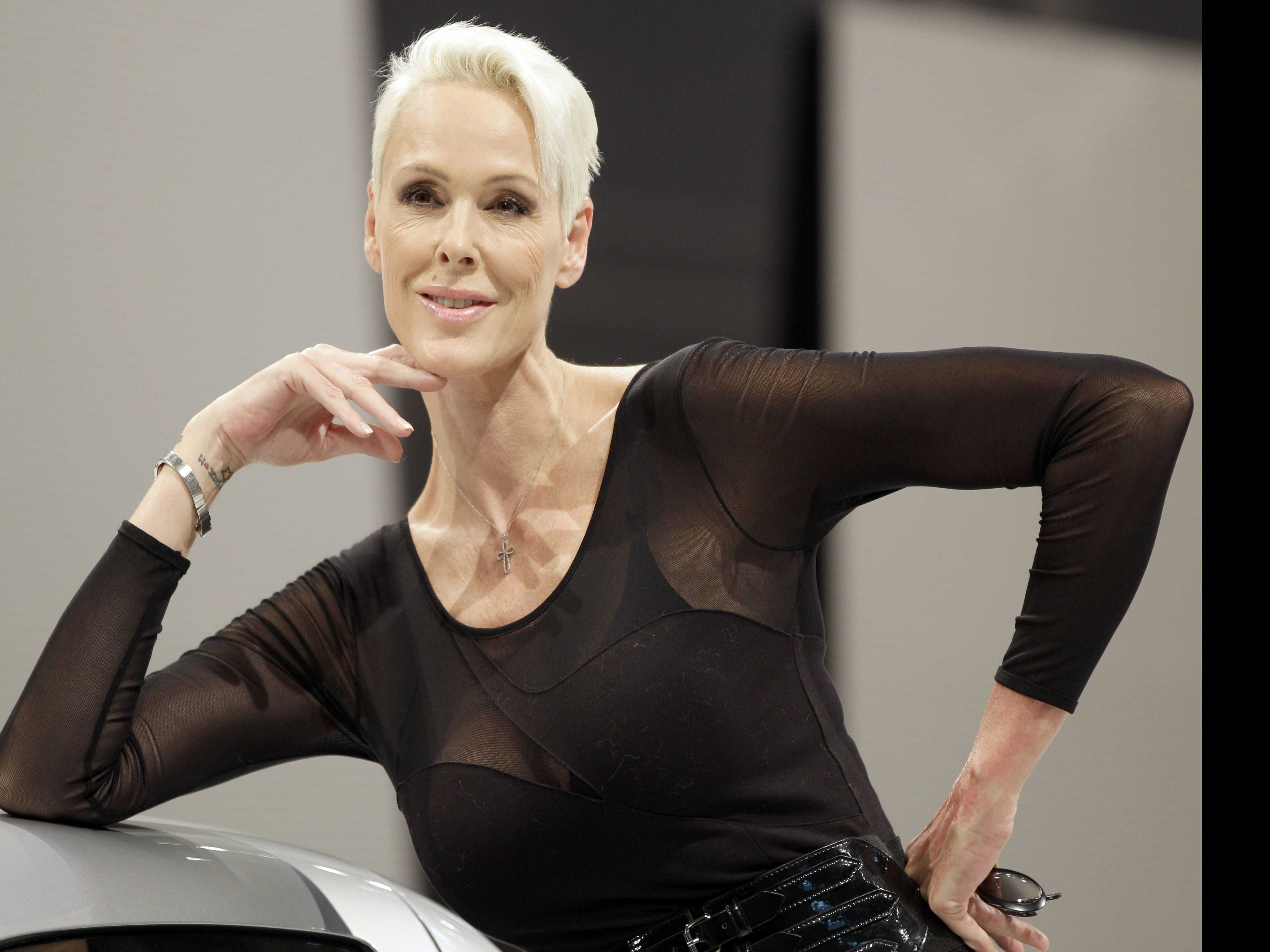 Brigitte Nielsen, 54, Has Given Birth to her Fifth Child