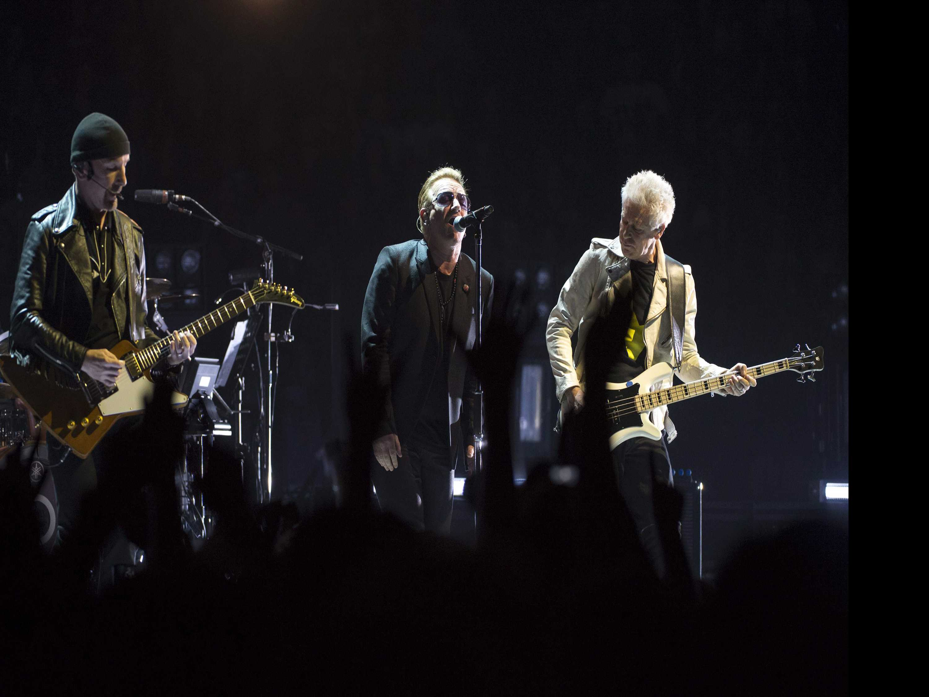 Review :: U2. TD Garden. Boston. June 22, 2018