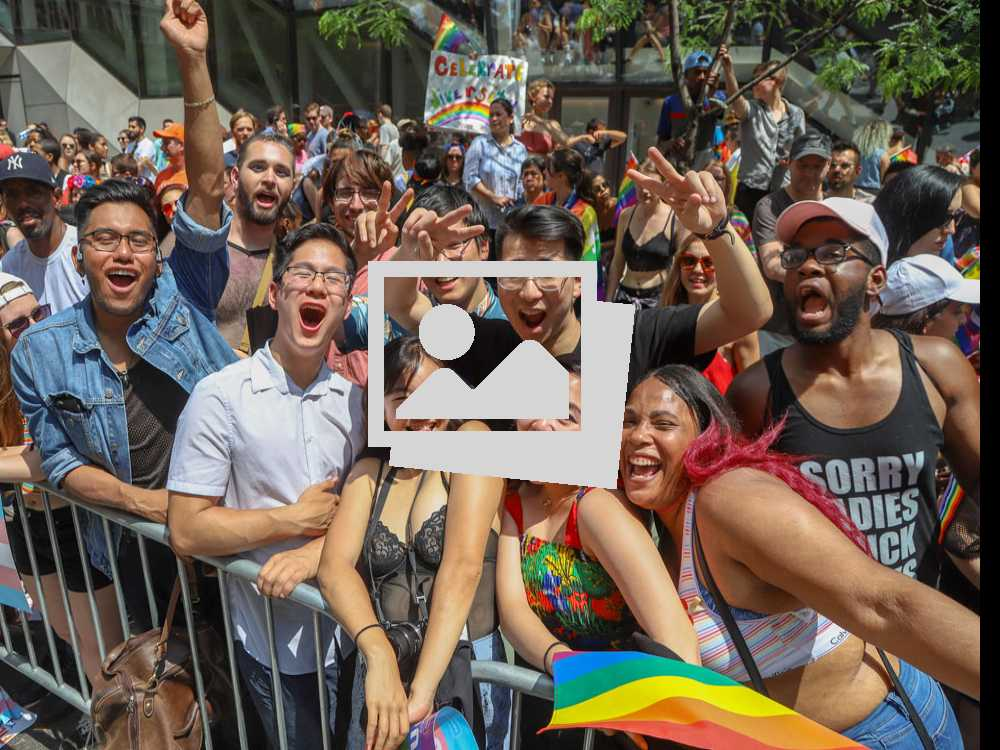 New York Pride March, Part Two :: June 24, 2018