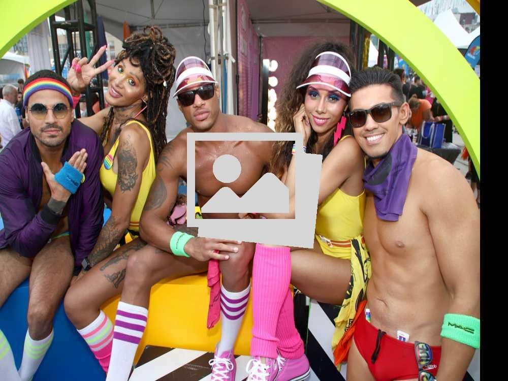 Pride Island Saturday :: June 23, 2018