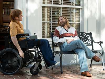 Review :: Don't Worry, He Won't Get Far on Foot