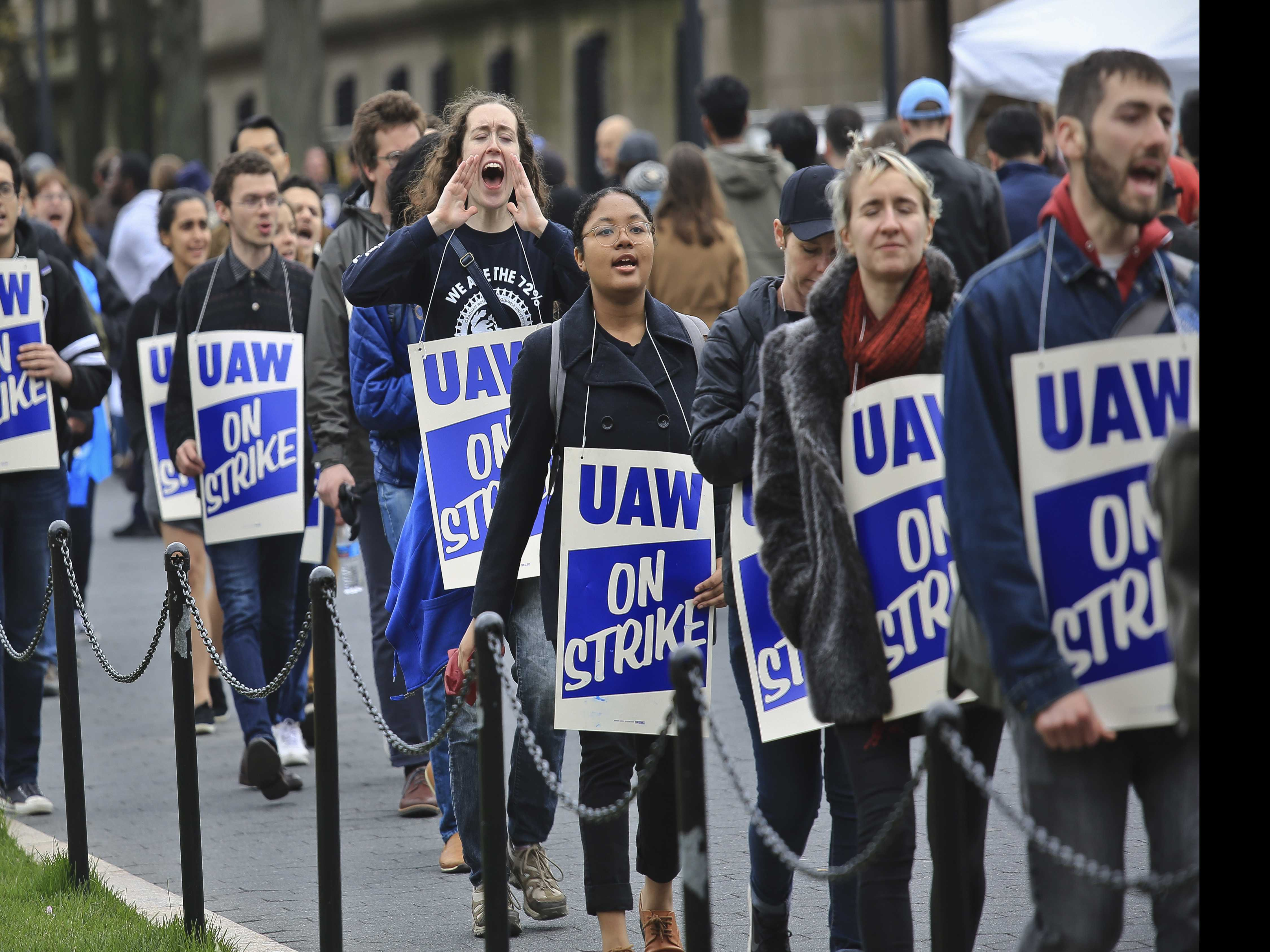 Regardless of High Court Ruling, Unions Show Signs of Life