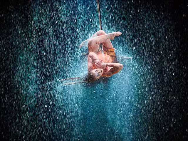 Take Cirque du Soleil Magic, Add Water and You Get 'Luzia'