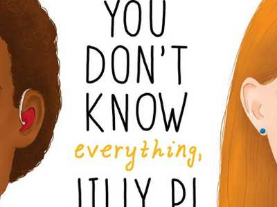 Review :: You Don't Know Everything, Jilly P!