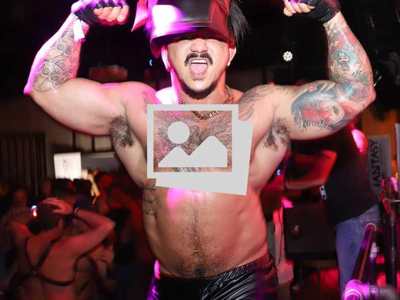 NYC Pride Fantasy Party @ Slate Bar :: Jun 22, 2018