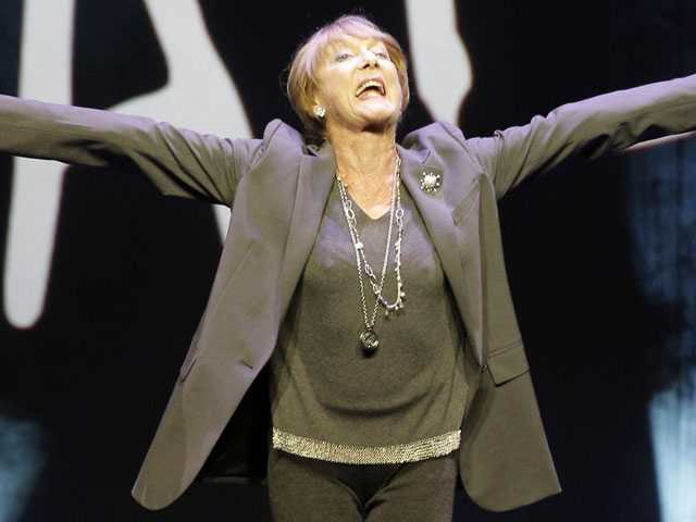Choreographer Gillian Lynne of 'Cats' Fame Dies at Age 92