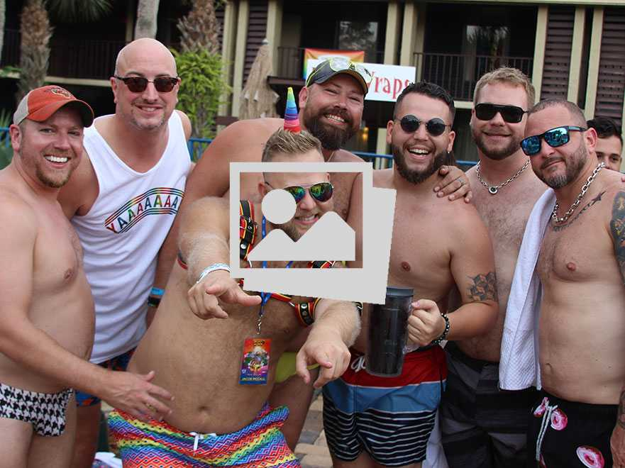 GayDays 2018 Sunday Pool Parties