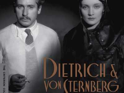 Review :: Dietrich & von Sternberg in Hollywood
