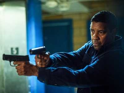 Review :: The Equalizer 2