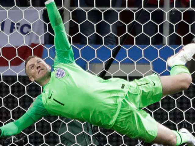 Pickford the Hero as England's Penalty Curse Ends