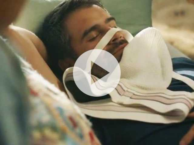 Watch: Commercial Featuring Sweet-Smelling Jockstrap Prompts Grins, Grousing