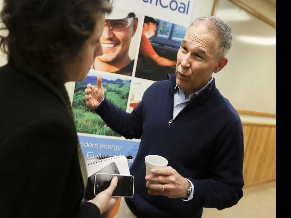 EPA's Relief and Worries after Scandal-Plagued Chief's Exit