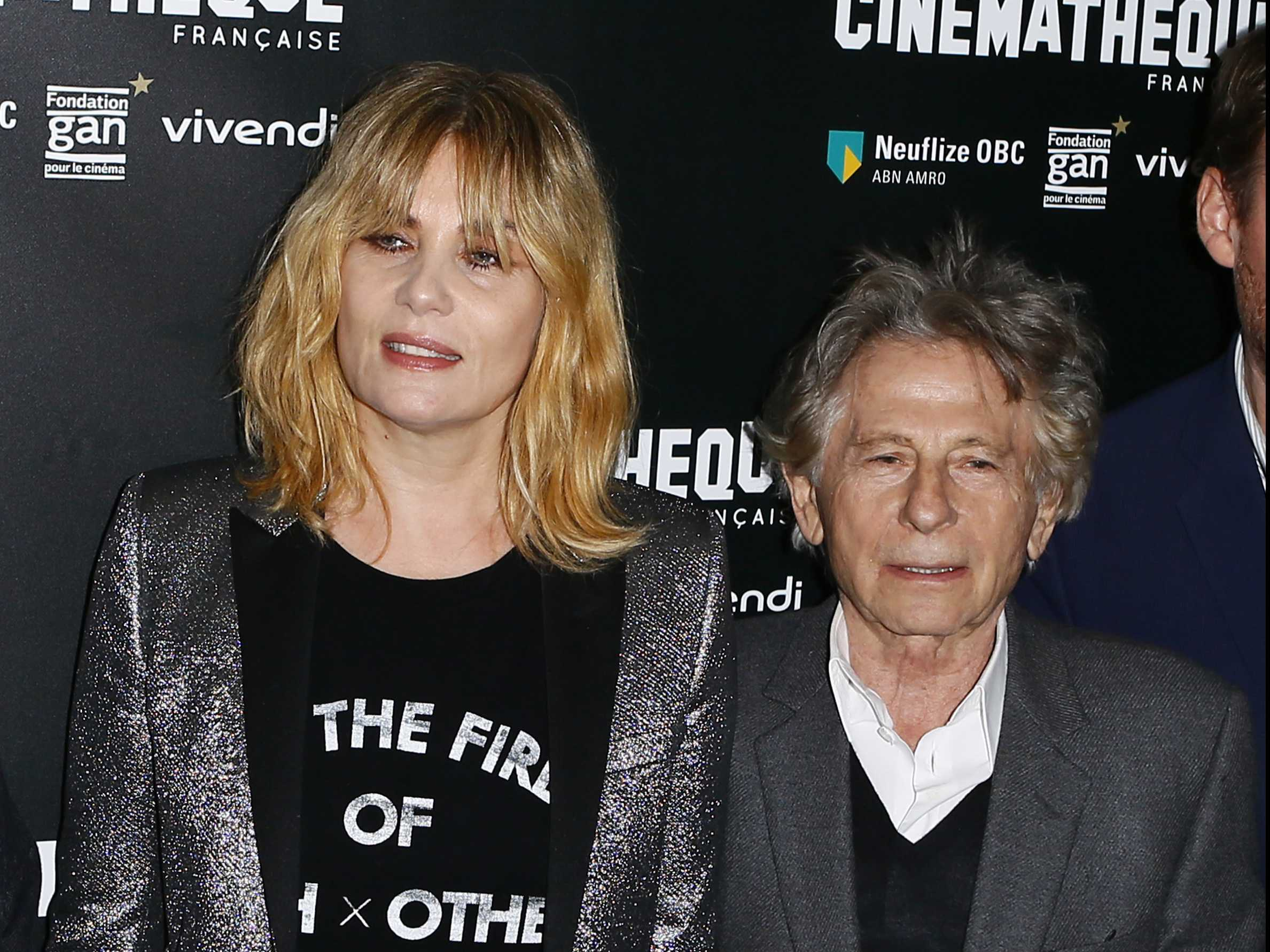 Seigner, Polanski's Wife, Refuses Film Academy Invitation
