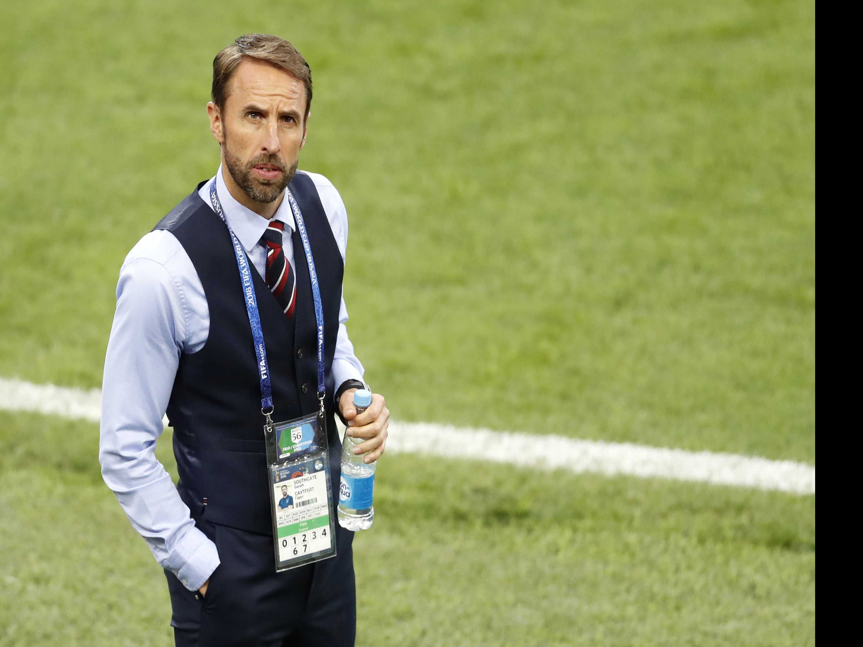 Vested Interest: Southgate Leads England in Sartorial Style