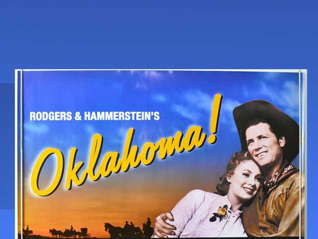 Officials Celebrate 'Oklahoma!' as 1st Certified Gold Album