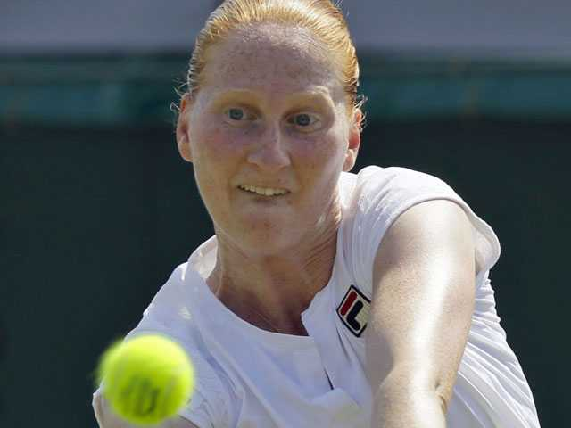 Van Uytvanck Hoping Wimbledon Run has Positive Impact