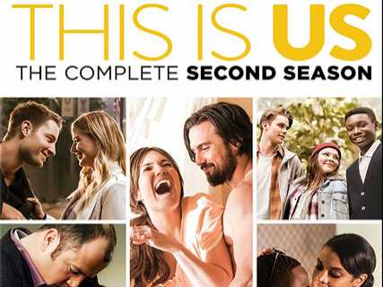 Review :: This Is Us: The Complete Second Season