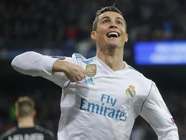 Ronaldo Leaving Real Madrid to Join Italian Club Juventus