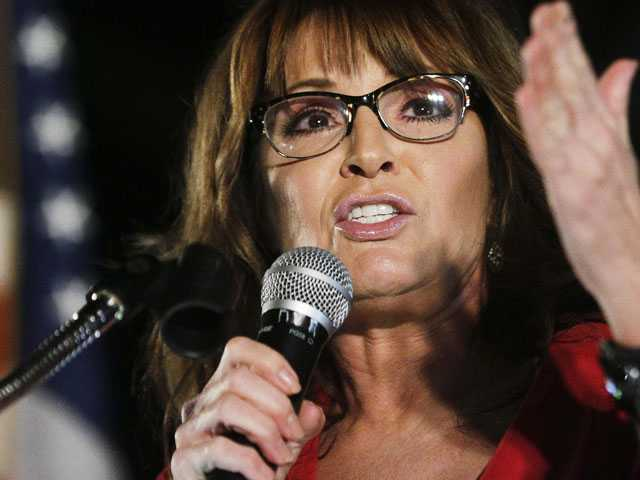 Sarah Palin Claims Sacha Baron Cohen Duped Her for Talk