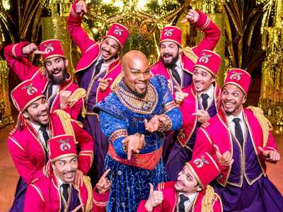 Review :: Disney's Aladdin