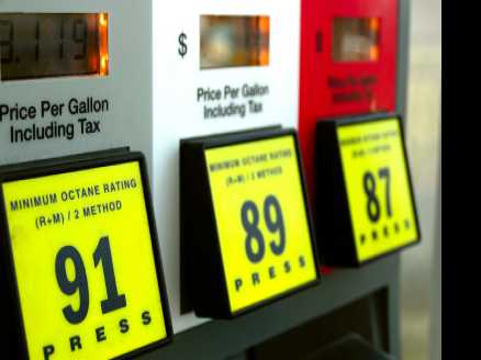 Average Price of US Gas Slips a Penny, to $2.94 a Gallon