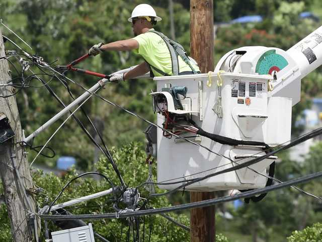 Puerto Ricans Return to Power Grid, but Fear for Long Term