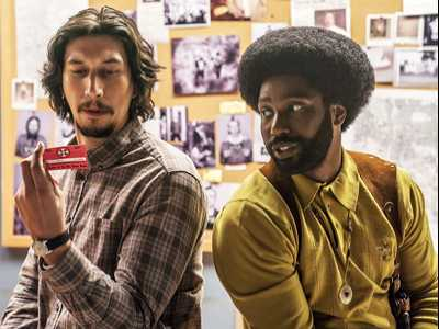 Review :: BlacKkKlansman