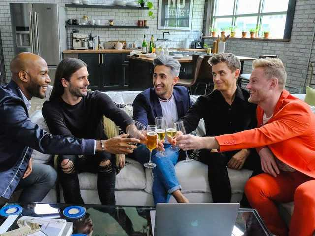 Netflix Renews 'Queer Eye' for Season 3, Which Could Return Sooner Than You Think