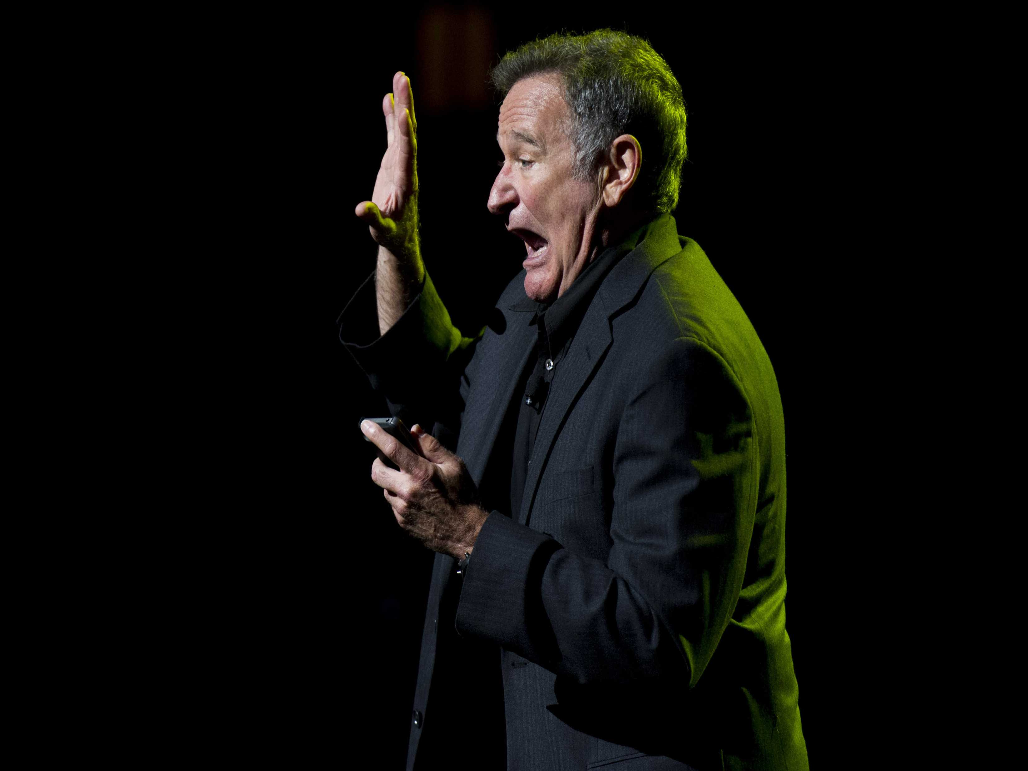 Robin Williams Speaks for Himself in New HBO Documentary