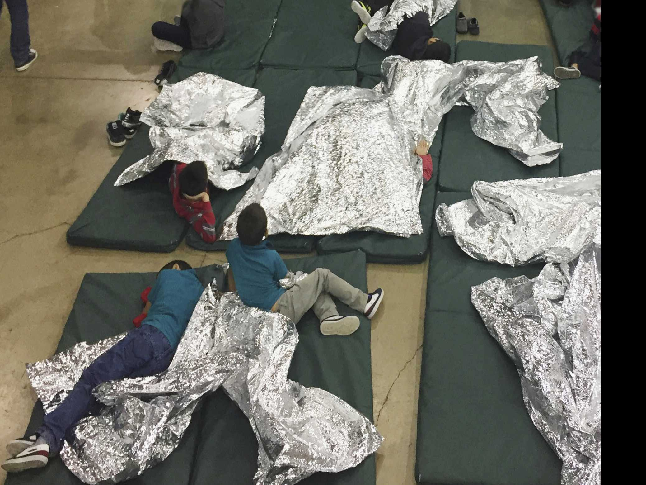 Immigrant Children Describe Treatment in Detention Centers
