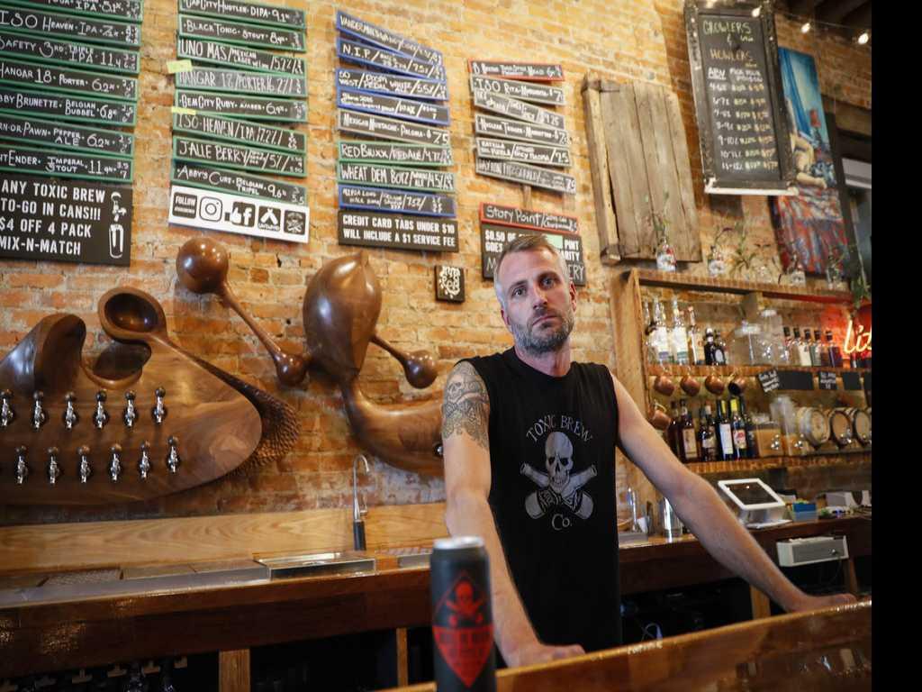 Baseball and Beer Help Dayton Rise Again