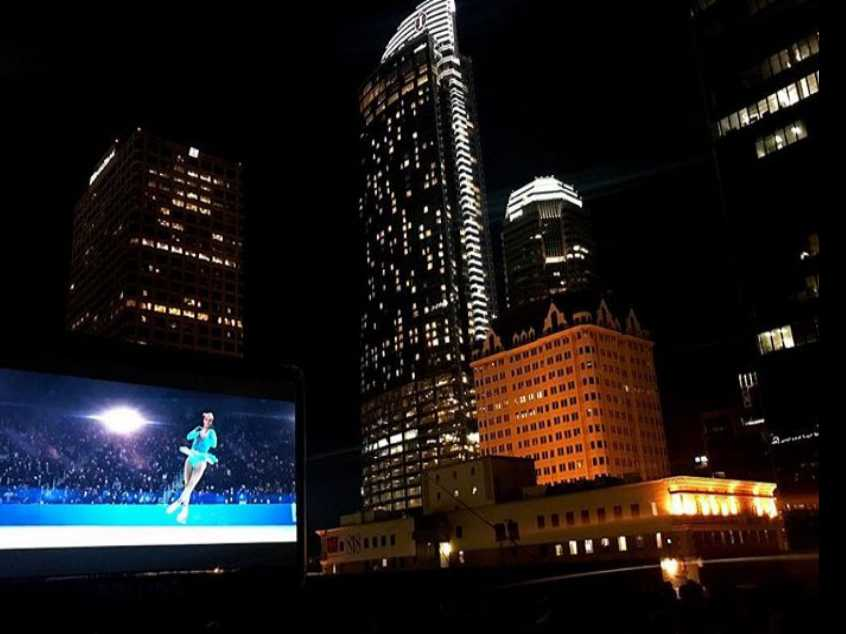 Catch a Movie and Catch the Views at LA's Skyline Sound & Cinema