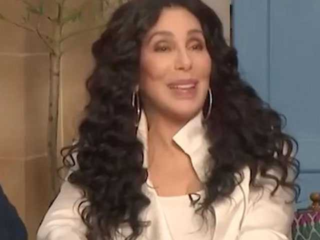 Watch: Cher Recalls the First Time She Met Gay Men