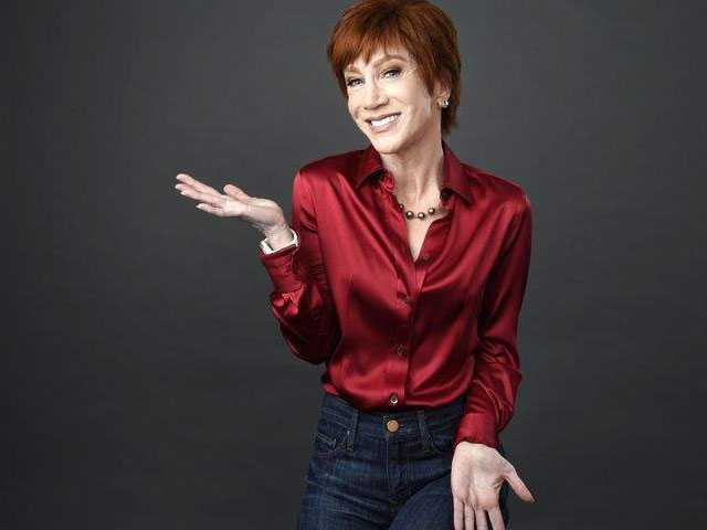 PopUps: Kathy Griffin Dishes on Her Feud with Ellen DeGeneres