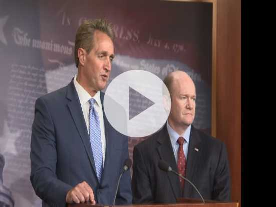 Flake: GOP Needs to Stand Up to 'Untruths'