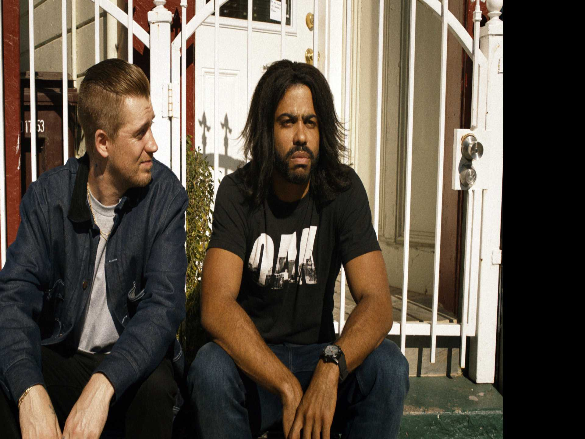 A Lifelong Friendship Fuels the Chemistry of 'Blindspotting'