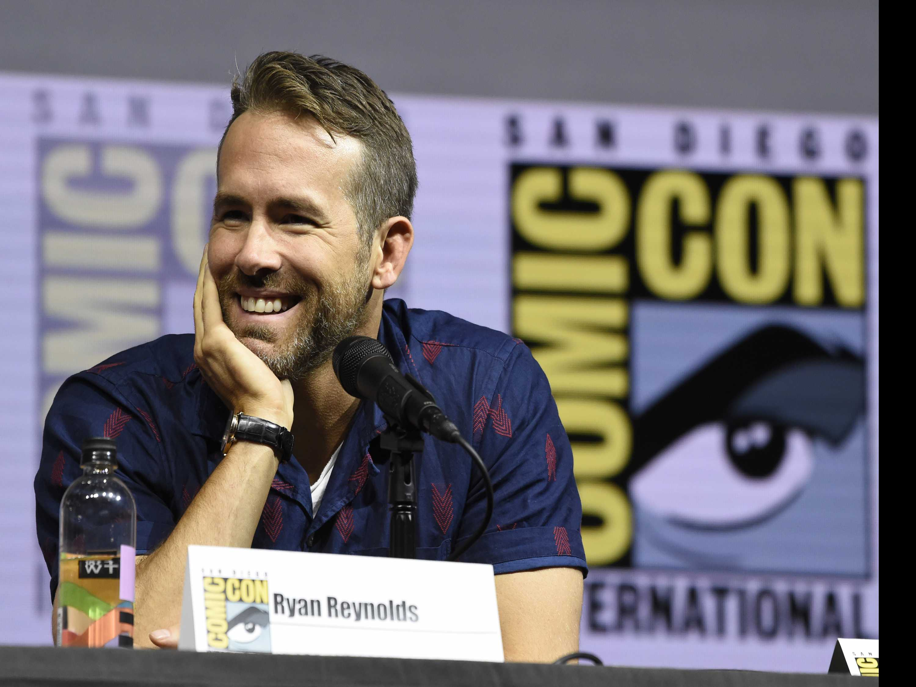 Ryan Reynolds Teases 'Deadpool 2' Extended Cut at Comic-Con