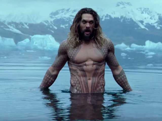 'Wonder Woman,' 'Aquaman' and 'Shazam!' Thrill Comic-Con