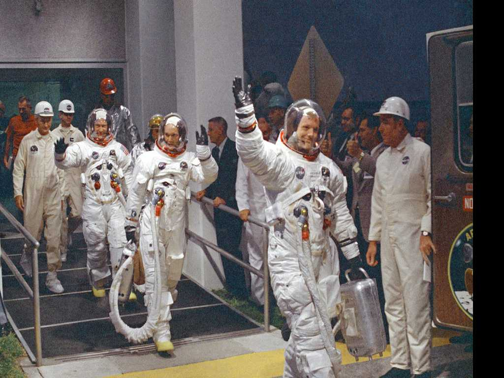 Neil Armstrong's Collection Goes to Auction