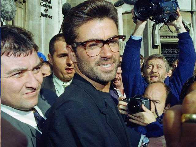 George Michael's Partner Reportedly Claims Singer's Death was Suicide