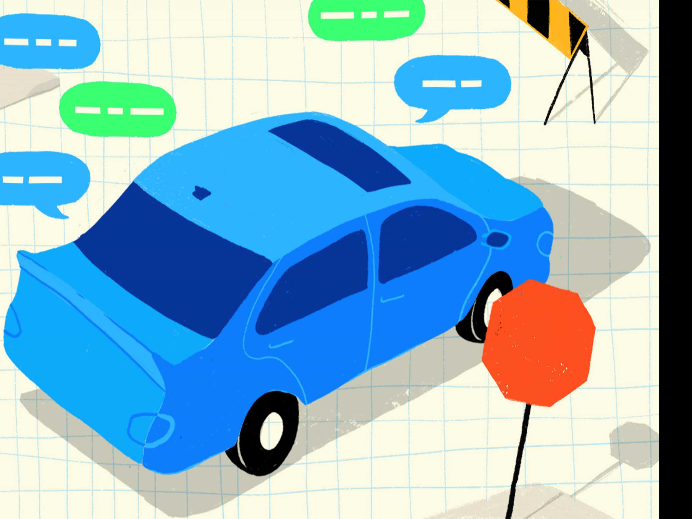 80% of Drivers Admit to Using a Mobile Device While Driving