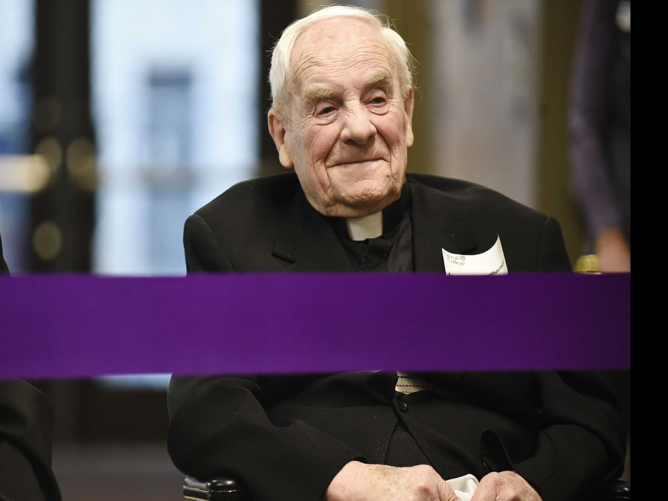 Former Seattle Archbishop Raymond Hunthausen Dies at 96