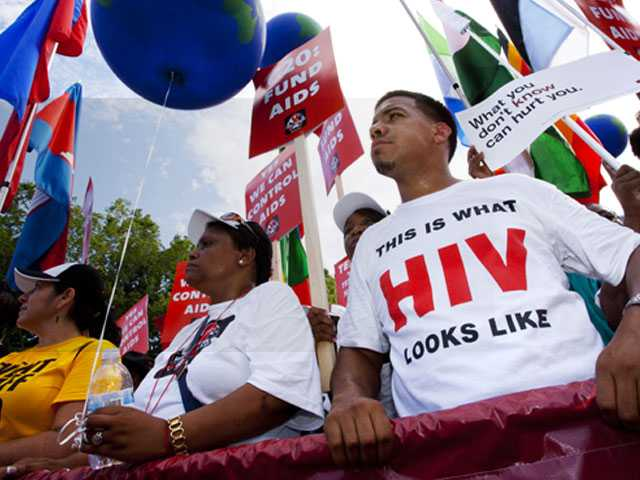 UNAIDS Calls for Bold Leadership at AIDS 2018