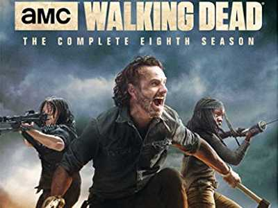 Review :: The Walking Dead: The Complete Eighth Season