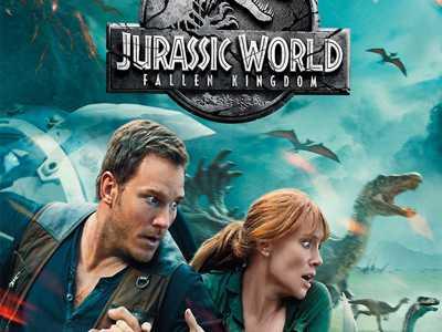 Review :: Jurassic World: Fallen Kingdom