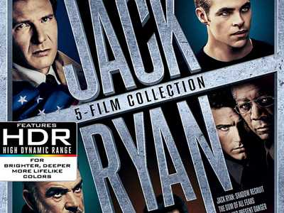Review :: Jack Ryan Collection